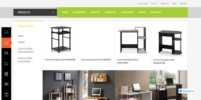 Furinno Furniture Discount
