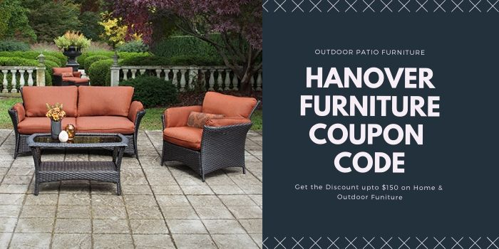 Hanover Patio Furniture Promo Code