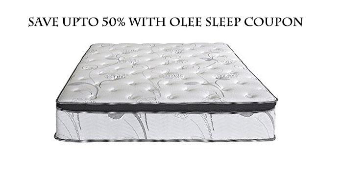 Olee Sleep Coupon Code