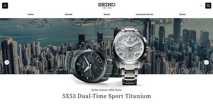 Seiko USA Discount Code